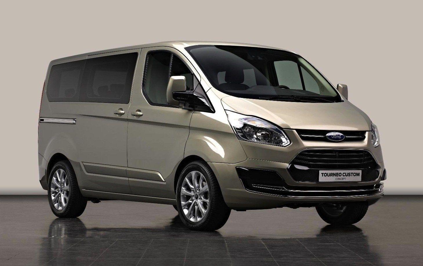 2020 Renault Trafic Spy Shoot Ford Transit Ford Van Transit Custom