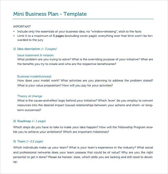 Design And Samples For Business Plan  Design And Sample For