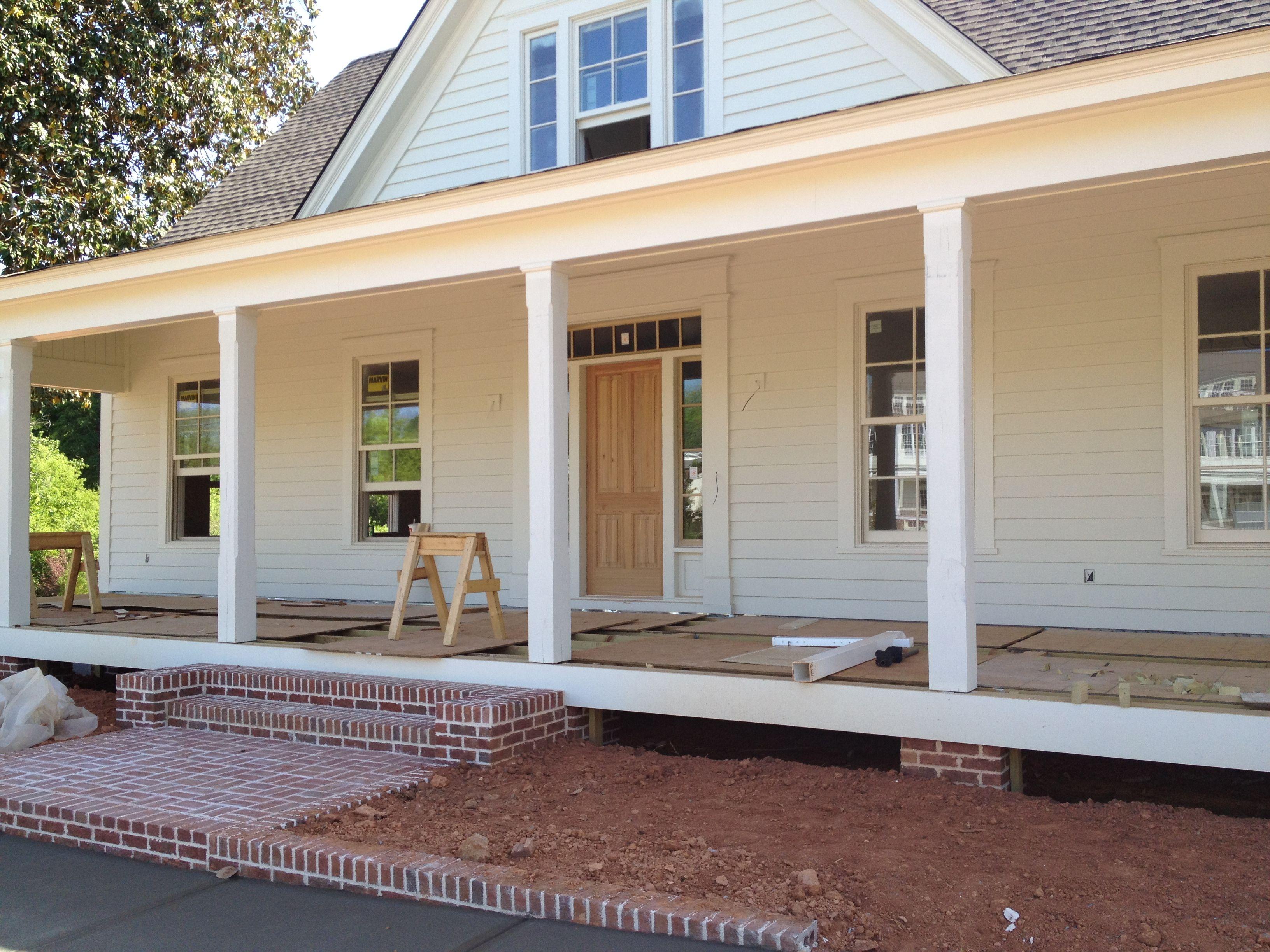 Southern Living Idea House 2012 Like The Gable Above