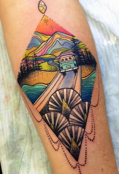 46 Trendy Tattoo Designs Every Woman Must See Hippie Tattoo Trendy Tattoos Inspirational Tattoos