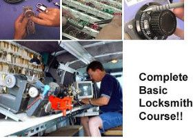 Locksmith the £100 per hour home based business www.onlinetrainingcourses.info