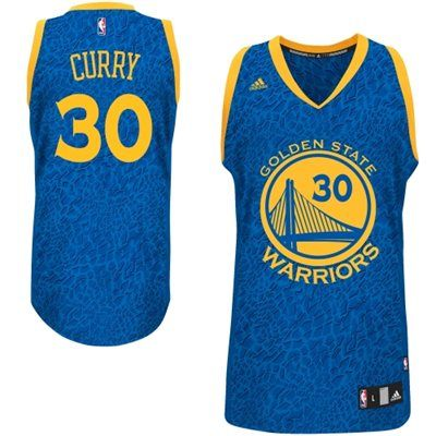 adidas Stephen Curry Golden State Warriors Crazy Light Swingman Jersey 22a6c4100