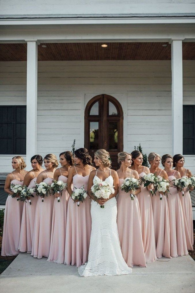 50+ bridesmaid dress color trends for 2019 48 is part of Memphis wedding photographers - 50+ bridesmaid dress color trends for 2019 48