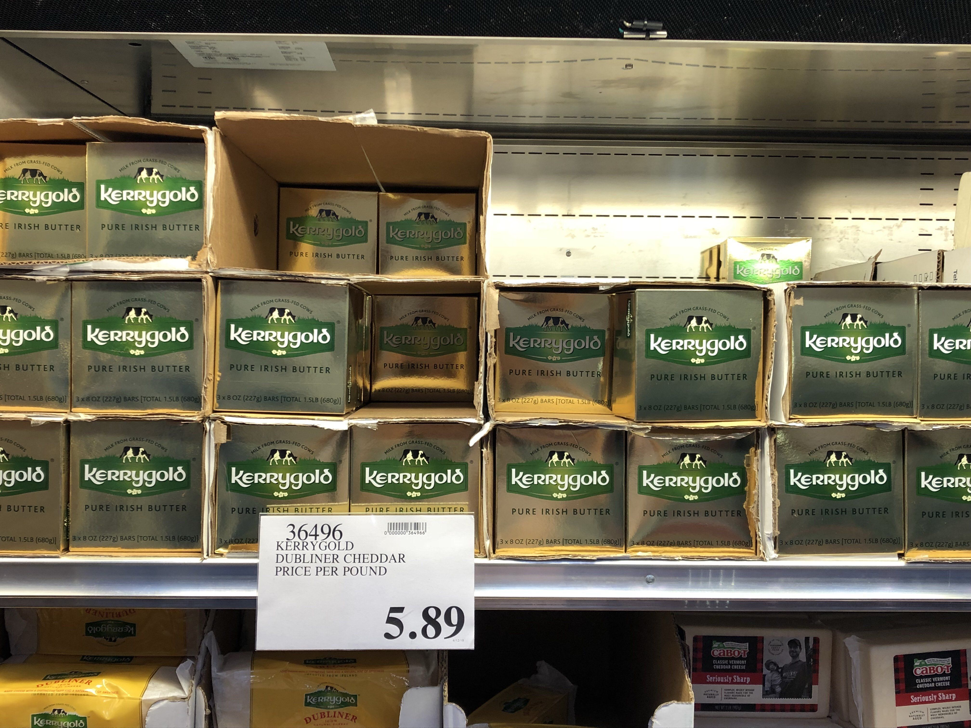 Top Keto Grocery Items at Costco Grocery items