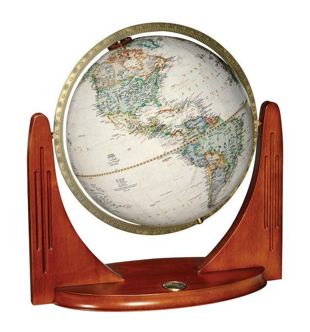 National Geographic Replogle Compass Star Desktop World Globe