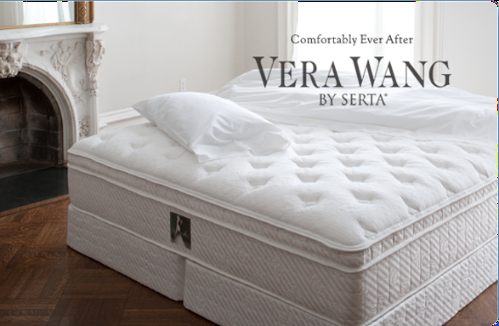 Mattress · The Vera Wang Mattress Collection From Serta
