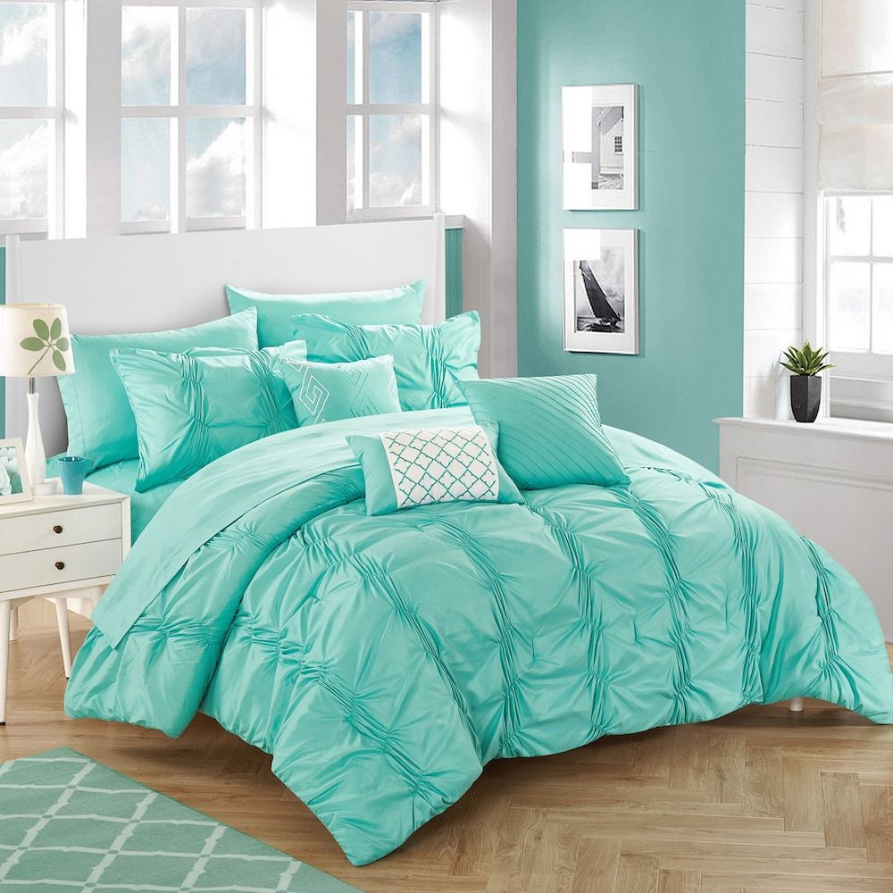 tori 10 piece comforter bedding set products comforter sets rh pinterest com