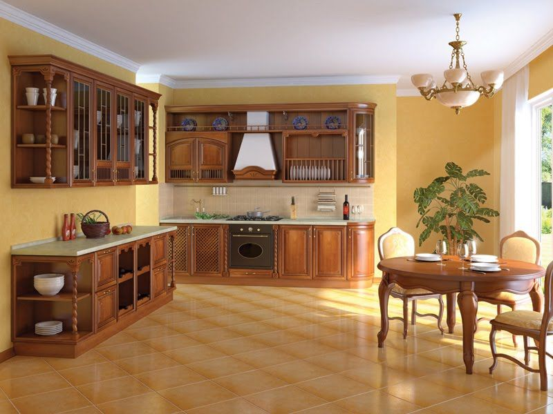The stage of kitchen design is very important. Which arrangement ...