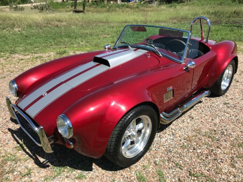 👉 More images 1966 ReplicaKit Makes Shelby Cobra 1966 Ford Shelby AC Cobra 427 Replica Profess