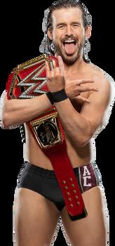 Adam Cole Universal Champion Custom Png By Ambriegnsasylum16 Adam Cole Champion Cole