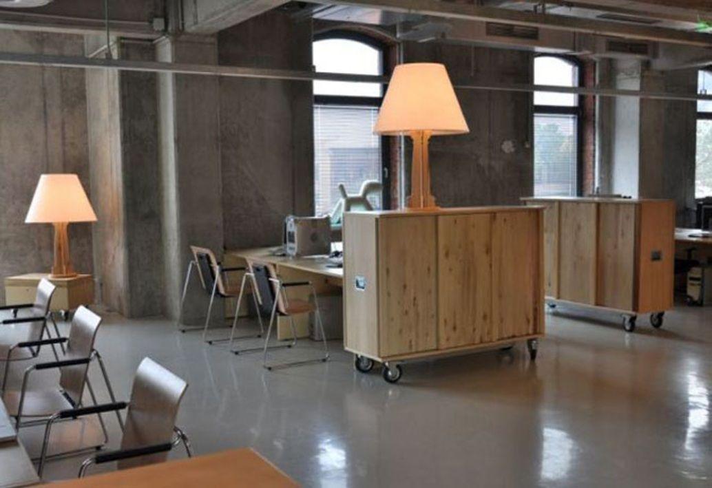 Modern office interior design office space pinterest for Office interior design inspiration