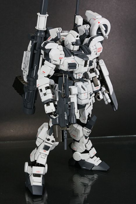 "1/100 GM sniper ""the white walker"" custom build - MECHAPINOY GM GROUPBUILD - Gundam Kits Collection News and Reviews"
