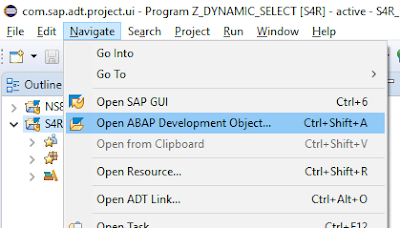 Dynamic Selection Screen with ALV IDA and Excel | SAP ABAP News