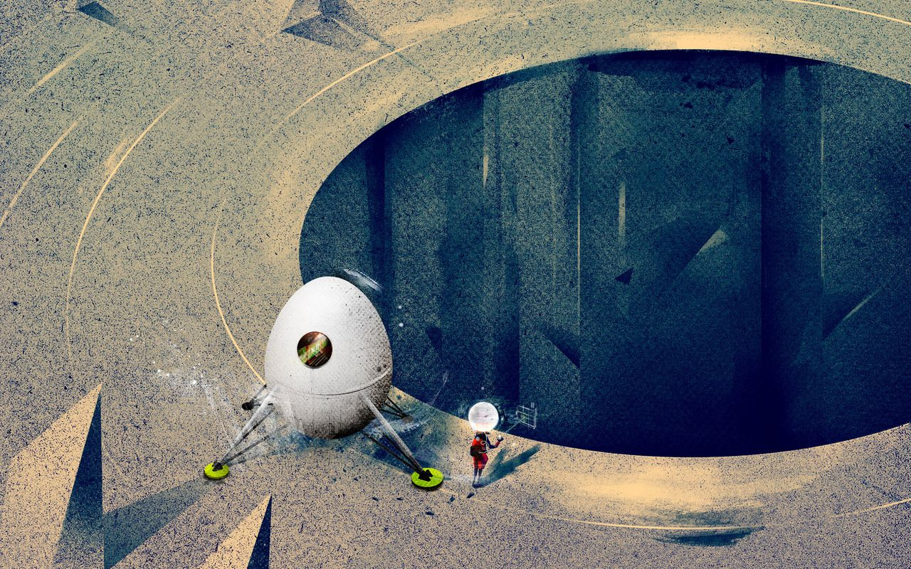 Wallpaper by Dan Matutina - Kuvva  hallucination fin --> flash de sa naissance --> voyage dans le filet