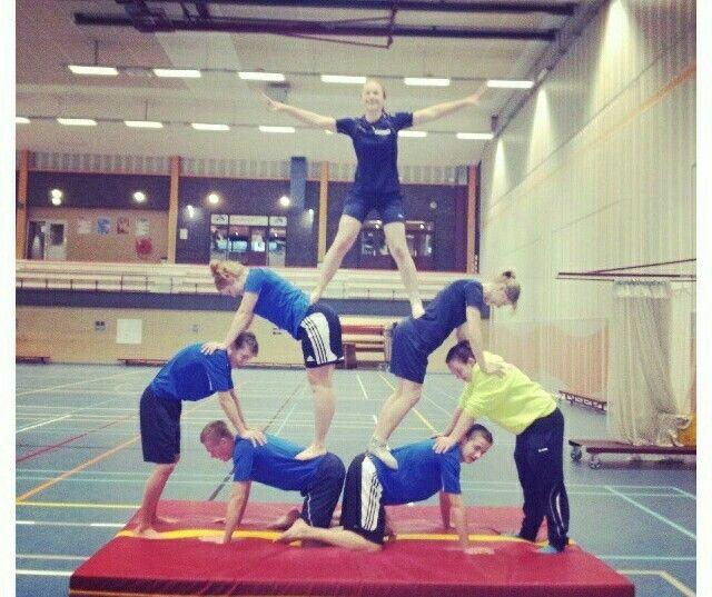 It S Creative I Like It Cheer Gymnastics Tricks
