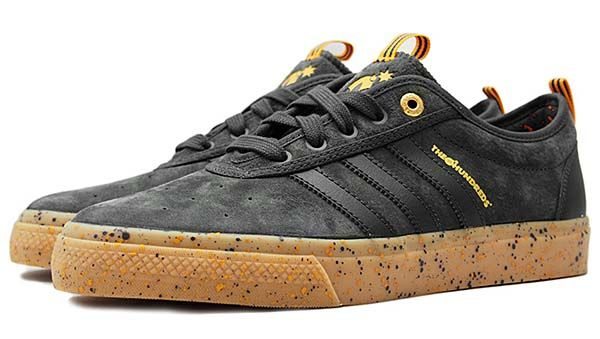 Adidas Skateboarding Adi Ease Adv X The Hundred Los Angeles Lakers