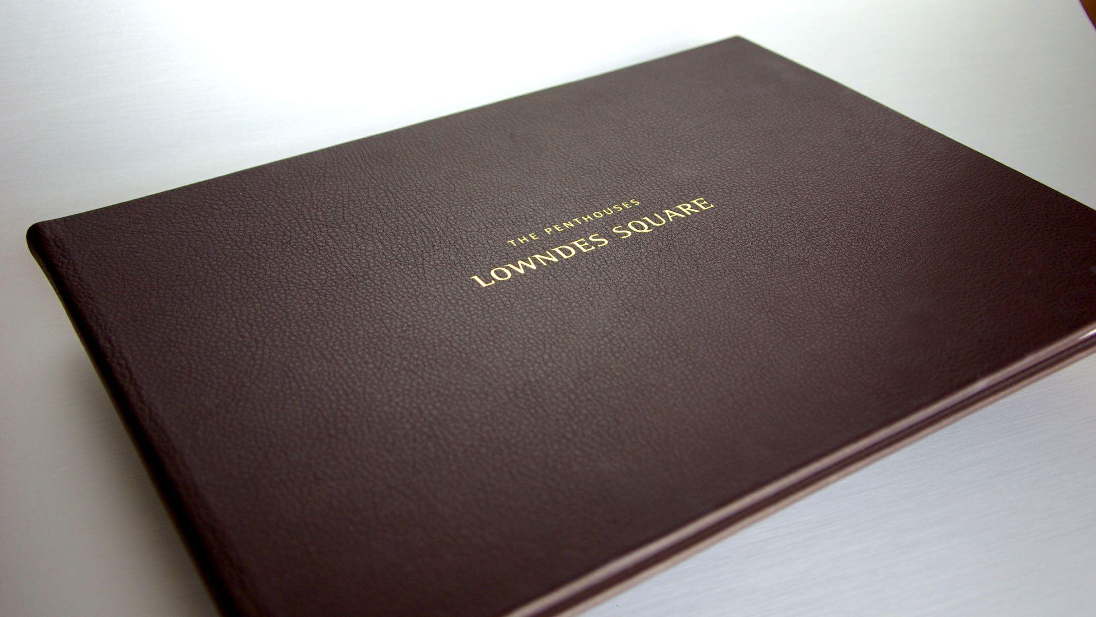 LUXURY PROPERTY BROCHURE SO Creative – Property Brochure