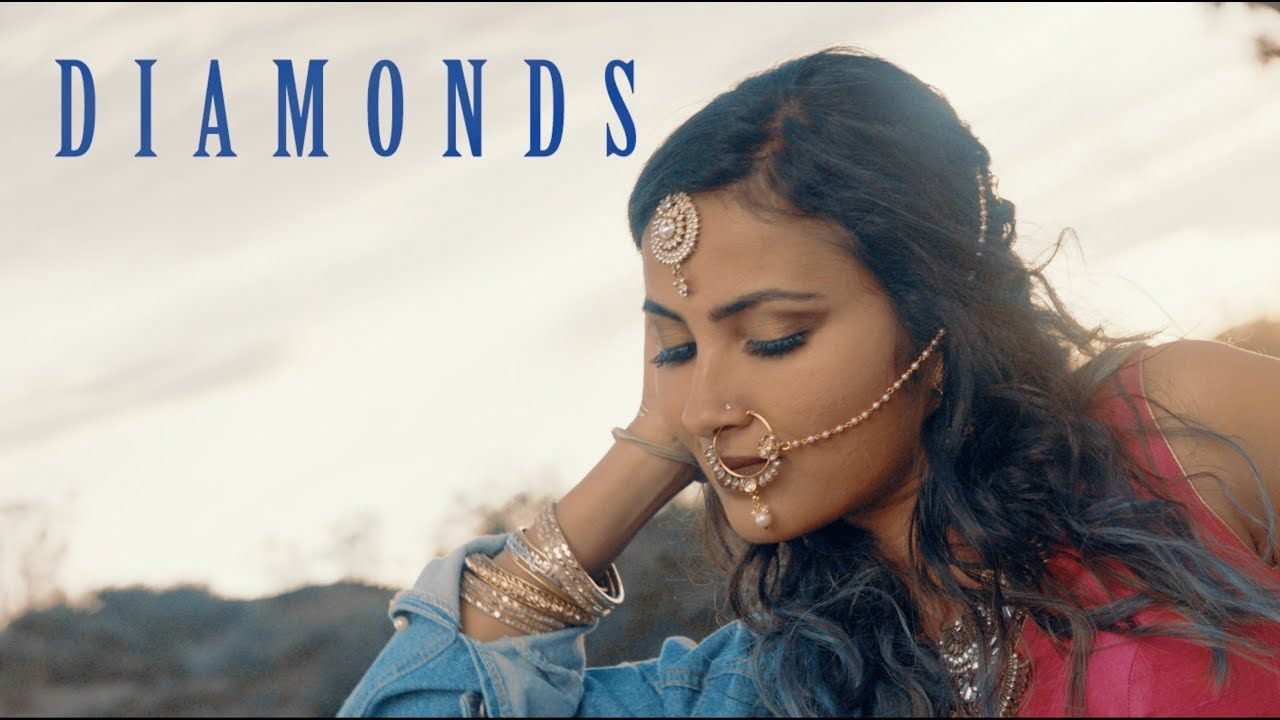 Vidya Vox Diamonds Ft Arjun Official Video Vidya Vox Bts Beautiful Beautiful Songs