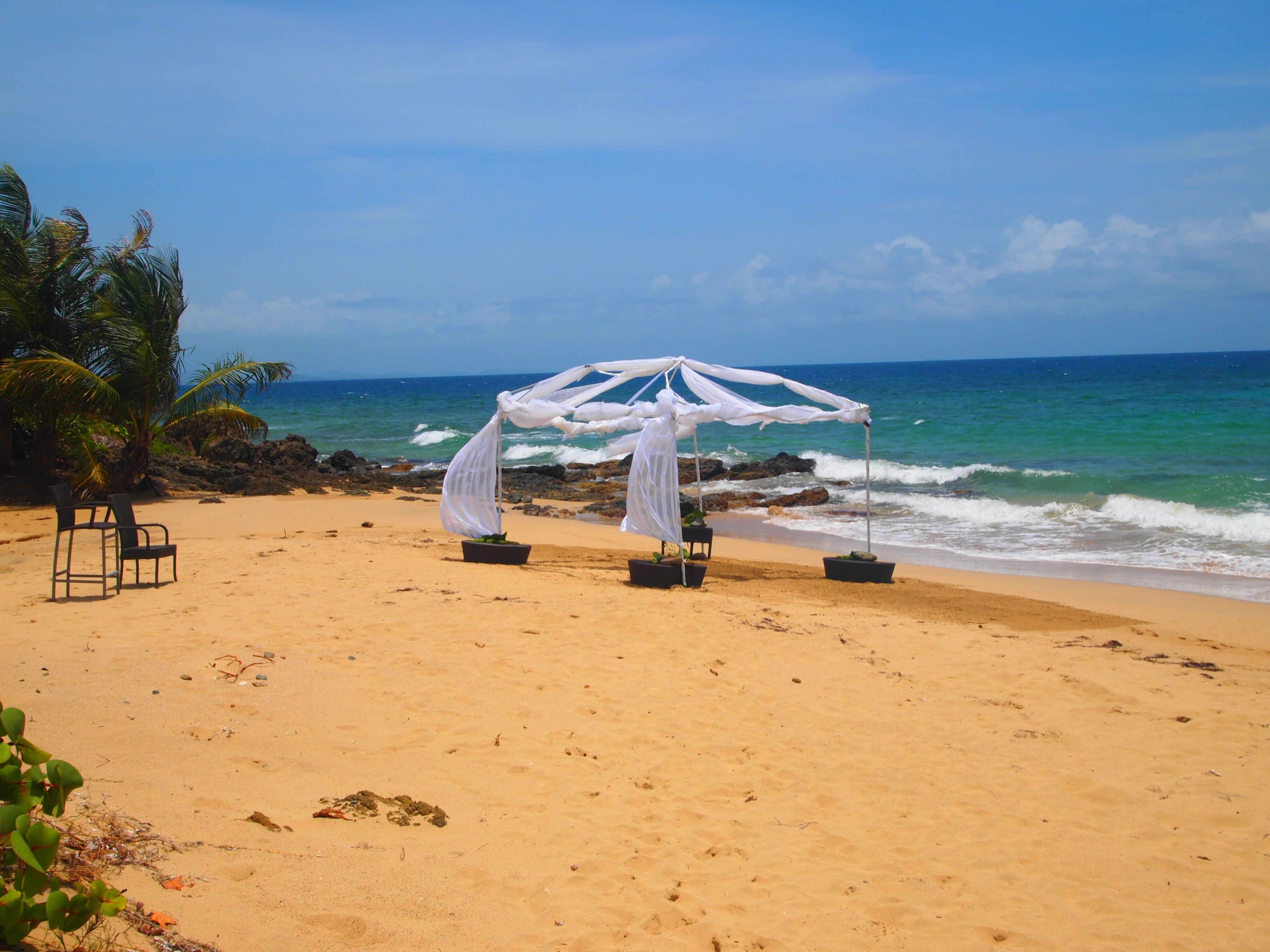 Private Beach Ceremony vieques bwvieques