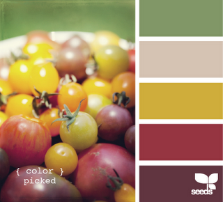 Amazing color combinations!