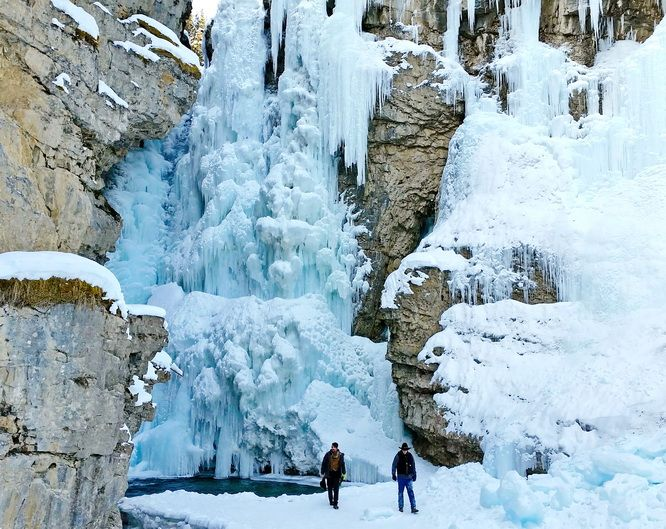 Photo of 6 of the Best Winter Adventures Around Banff – Hike Bike Travel