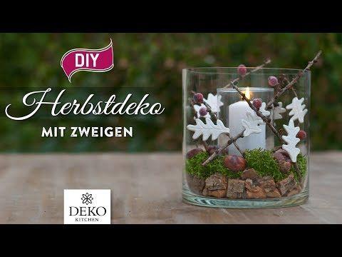 Bild von DIY: ungewöhnliche Herbstdekorationen für den Tisch [How to] Deko Küche