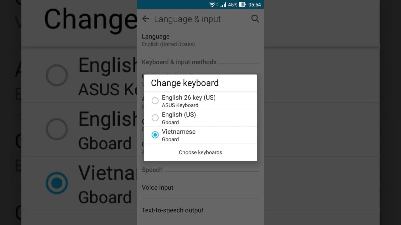 how to looking for missing microphone button in gboard keyboard