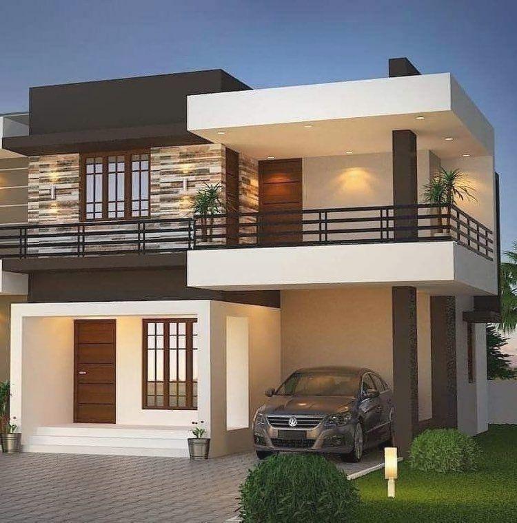 999 Meilleur Design Exterieur Idees Best Modern House Design Kerala House Design House Design Photos