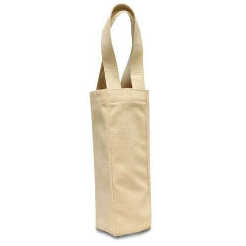Single Bottle Canvas Wine Tote Bag Wholesale Tote Bags Wine Tote Bag Tote Bag