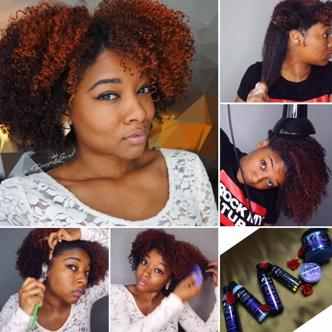 the mane choice wash and go on natural hair see this instagram