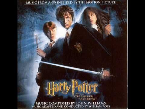 John Williams Harry Potter And The Chamber Of Secrets Soundtrack 10 The Spiders Chamber Of Secrets Harry Potter Music Harry Potter Song