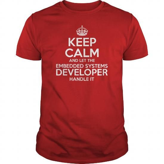 Awesome Tee For Embedded Systems Developer T Shirts, Hoodies, Sweatshirts. CHECK PRICE ==► https://www.sunfrog.com/LifeStyle/Awesome-Tee-For-Embedded-Systems-Developer-Red-Guys.html?41382
