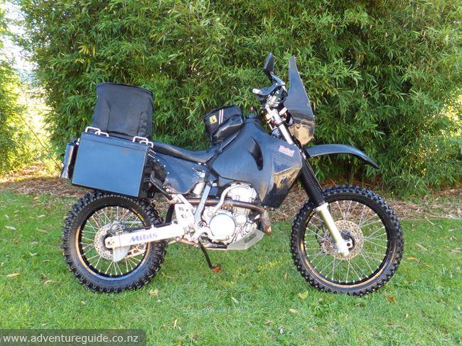 DRZ400 adventure bike build - adv mods | CRF230F | Enduro