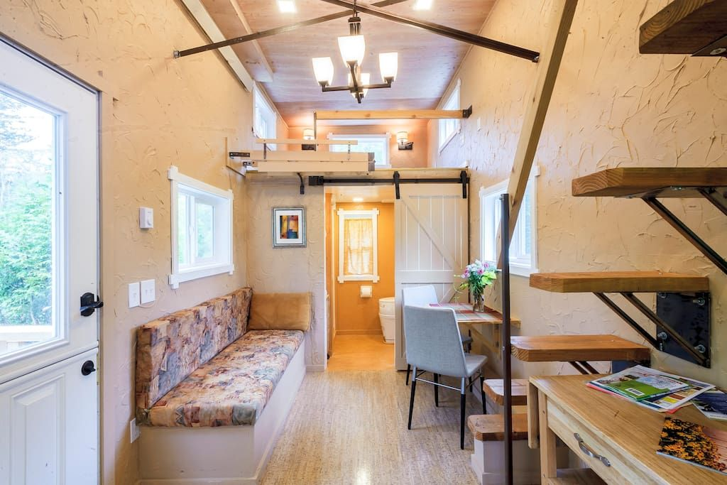 Check Out This Awesome Listing On Airbnb Bellingham Tiny