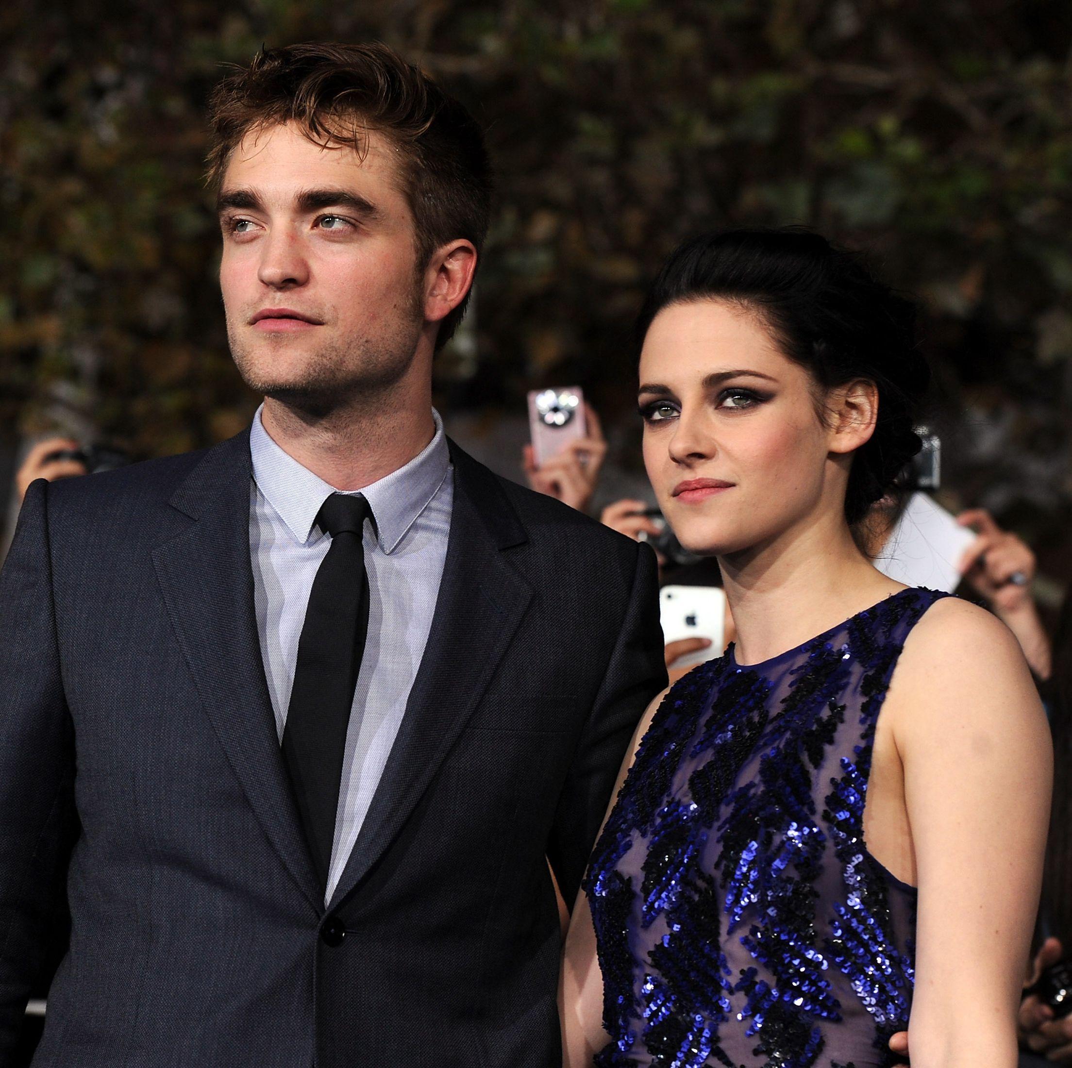 Kristen Stewart Opened Up About Dating Robert Pattinson