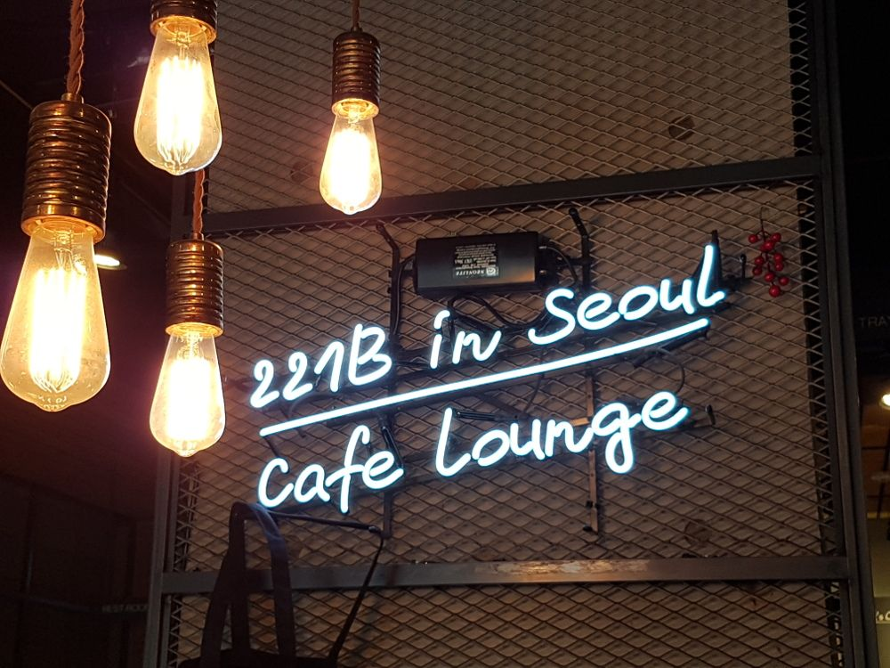 Seoul & Sherlock