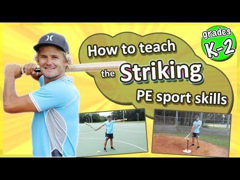 how to teach physical skills