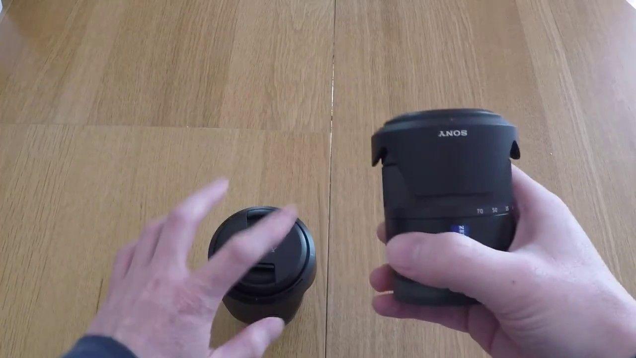 Sony Vario Tessar T E 16 70mm F4 Za Oss Sel1670z Review Sony Sony Lenses Mirrorless Camera