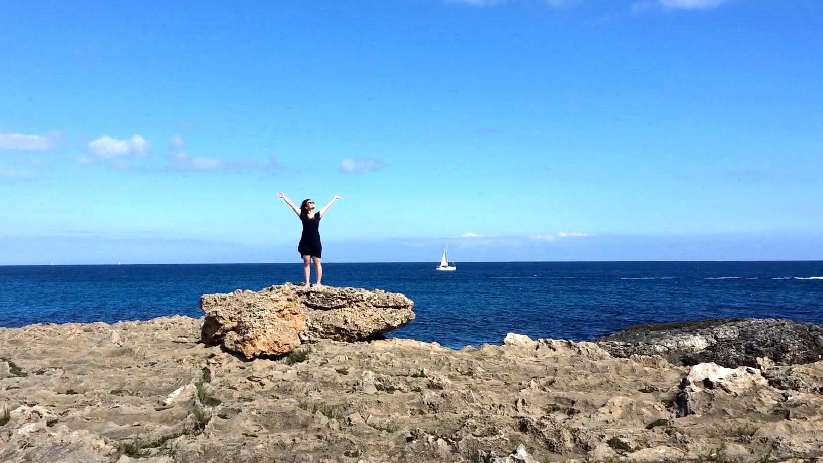 """2 Wochen Mallorca in 6 Minuten und 17 Sekunden - Urlaubsvideo von """"Fee ist mein Name"""" inklusive interaktiver Karte // Blogpost dazu: http://www.feeistmeinname.de/2015/11/2-wochen-mallorca-in-6-minuten-und-17.html"""