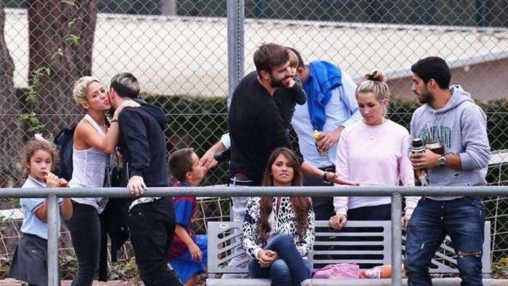 Shakira Está Embarazada Esta Es La Fotografía Que Lo Demuestra Messi Y Antonella Esposa De Messi Antonella Roccuzzo