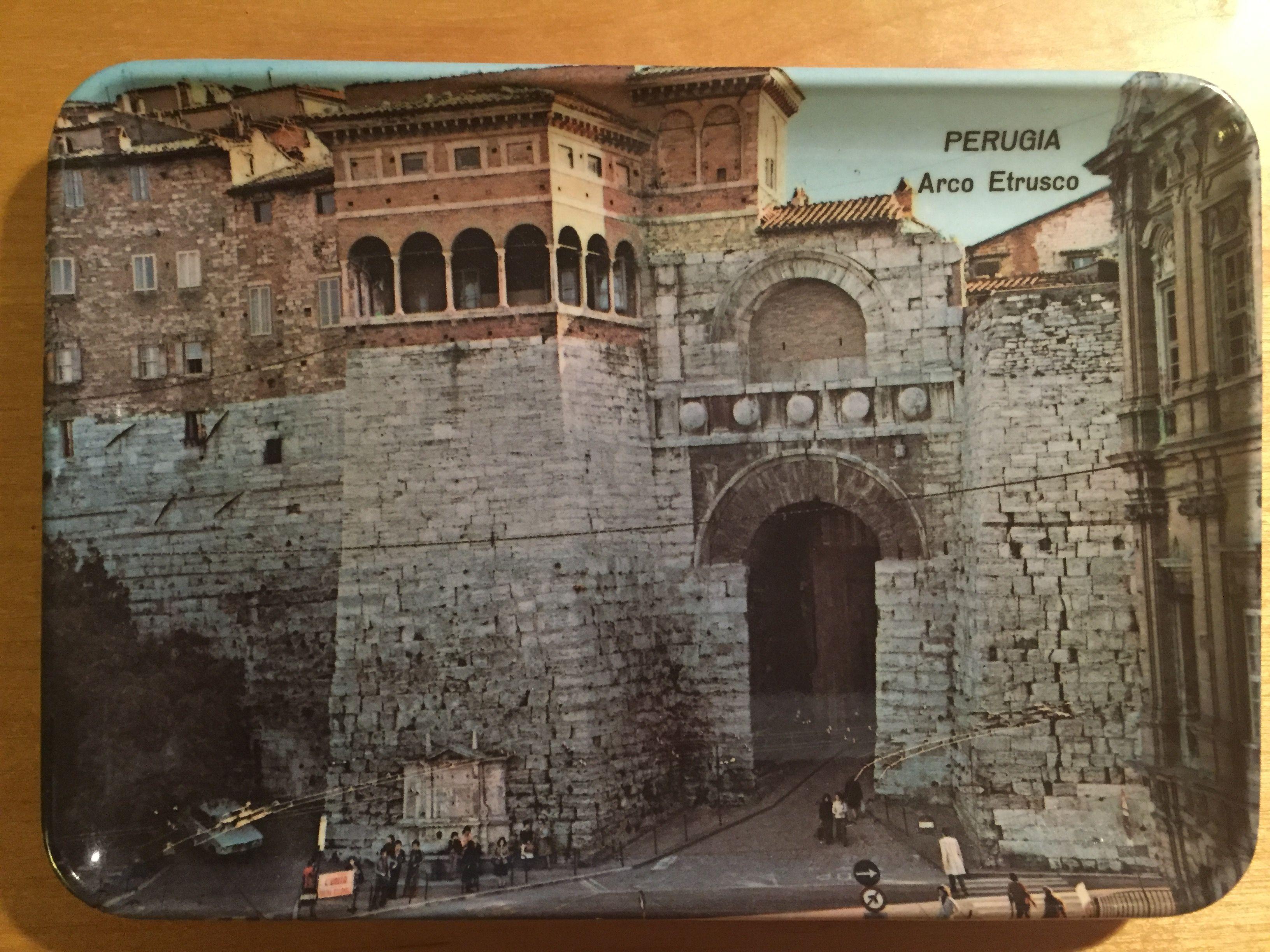 Perugia Arco Etrusco Tip Tray Mebel Melamine Italy Arco