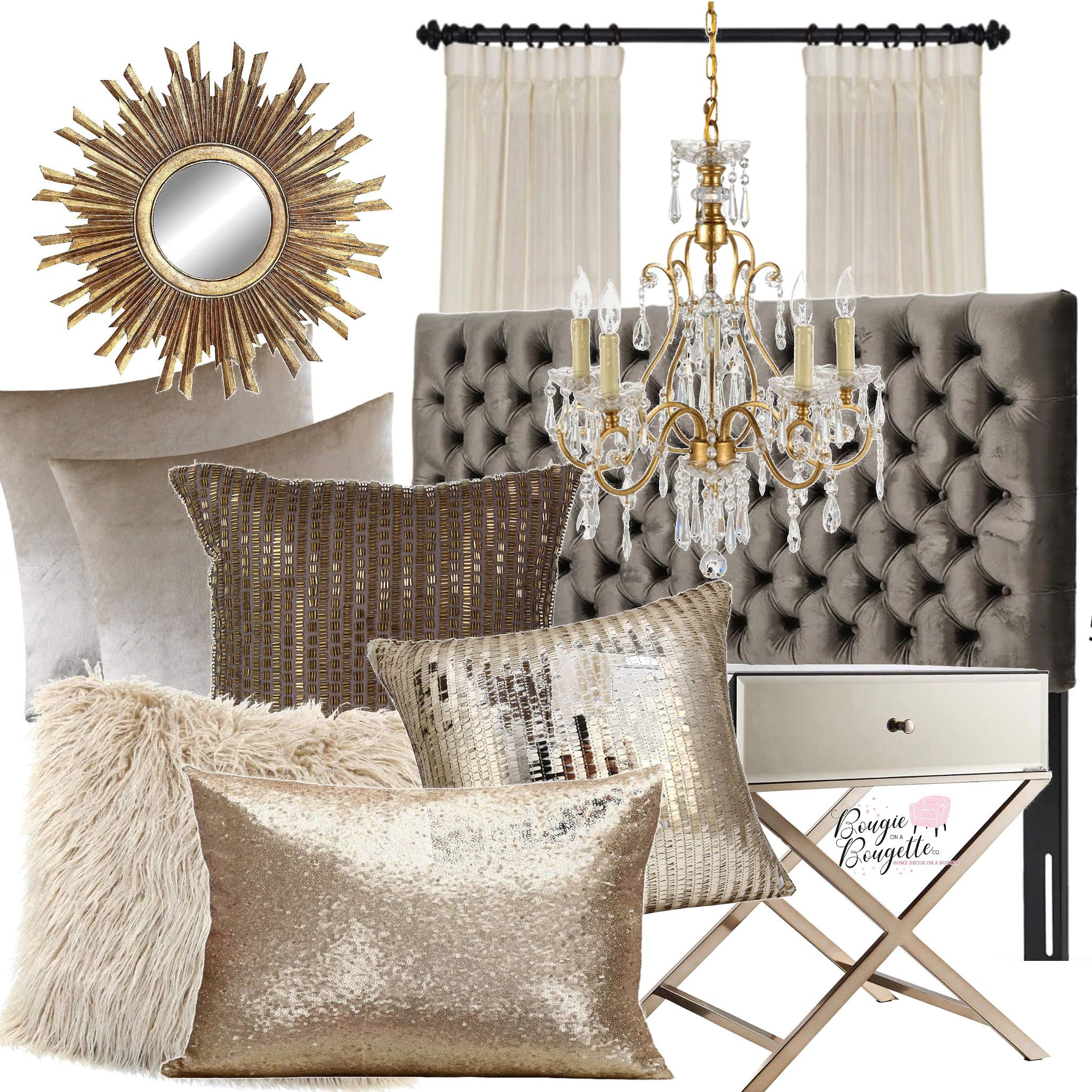 Bougie On A Bougette S Amazon Page Gold Living Room Decor Gold Bedroom Decor Gold Living Room