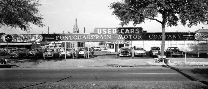 New Orleans, 1950s, part 3 | Hemmings Daily