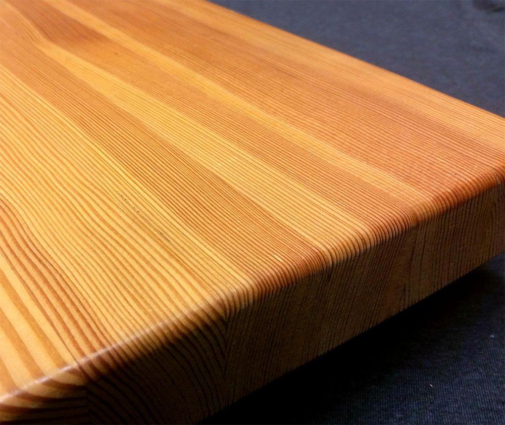 Douglas Fir Butcher Block Solid Wood Surface Butcher Block