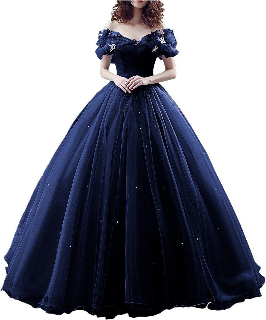 Promgirl House Damen 16 Maerchenhaft Prinzessin A-Linie Ball