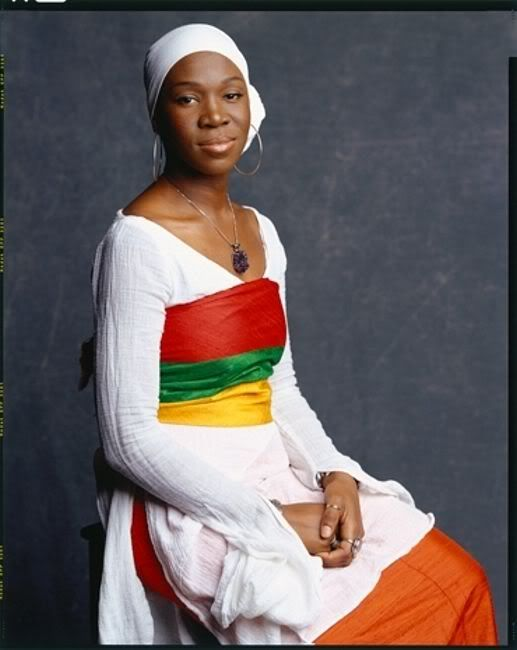 Meet India Arie and tell her she's light  | Black Culture Clothing