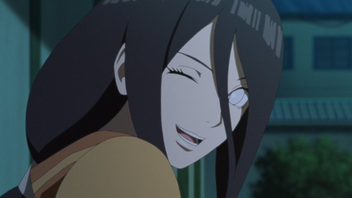 Hanabi Is The Best Hyuga And She S So Beautiful Anime And Etc