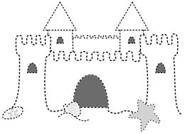 Resultat De Recherche D Images Pour Dessin Chateau Fort Facile