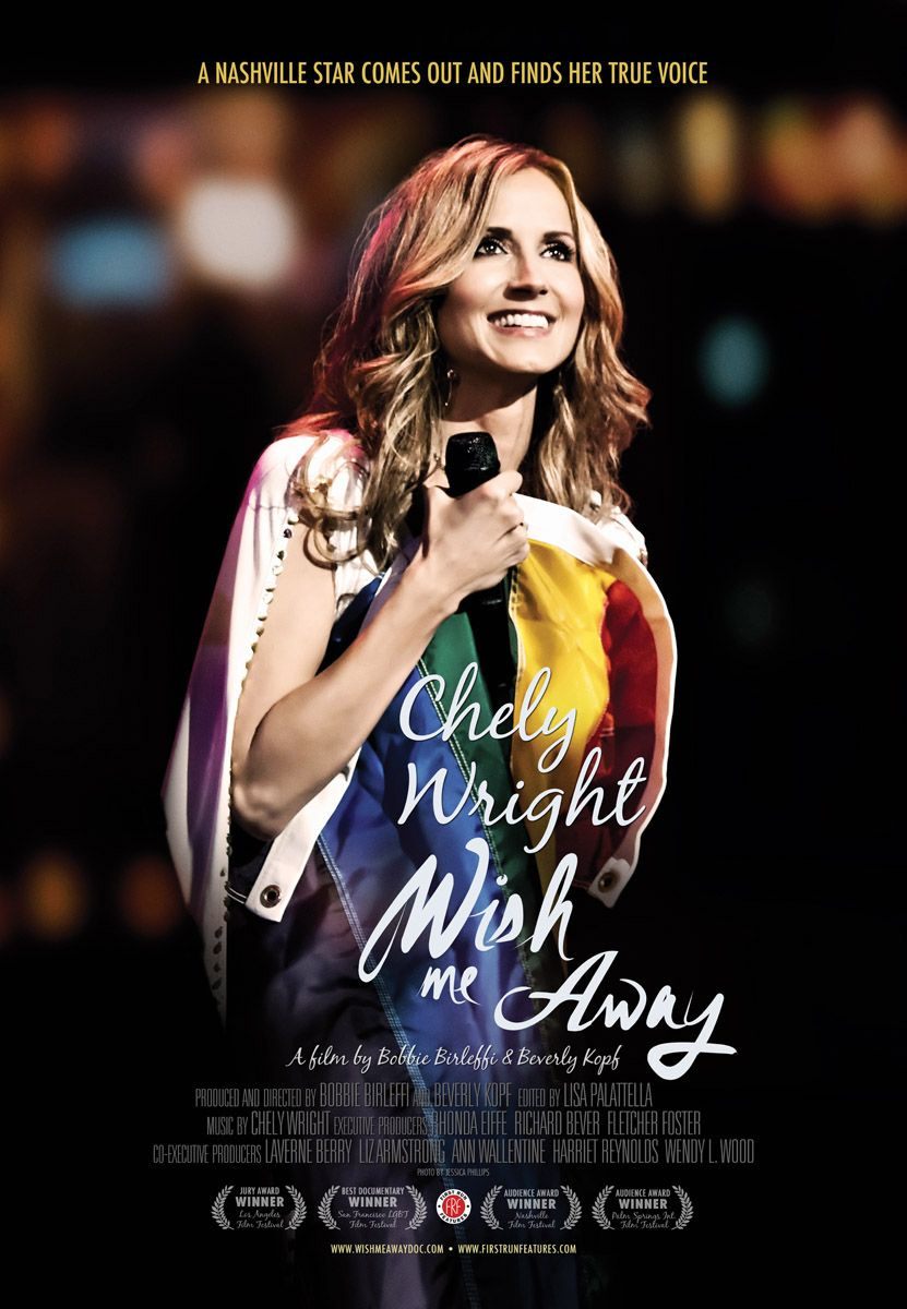 """Chely Wright's Documentary """"Wish Me Away"""" Will Give You So"""