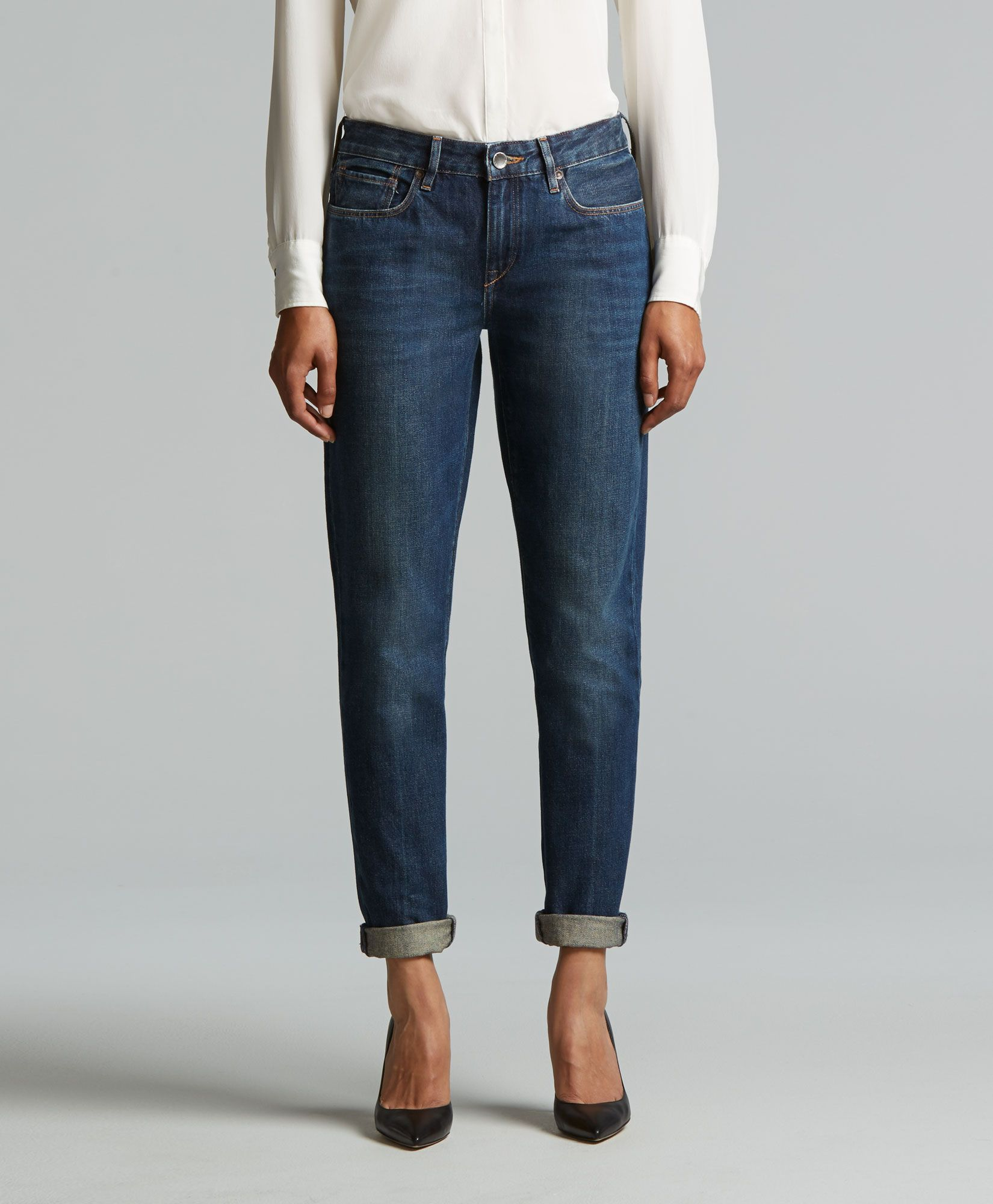 LevisBeGifted Levi's Marker Boyfriend Jeans - Dragonstone ...